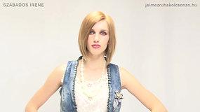 Tengerész Pinup outfit bemutató videó
