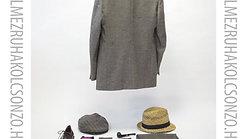 tweed szett