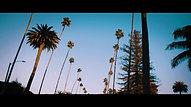 On the streerts of Malibu L.A.