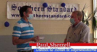 Paul Sherrell