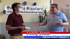 teddy jones