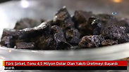 Türk Şirket, Tonu 4,5 Milyon Dolar Olan Yakıtı Üretmeyi Başardı by Haberler.com - Dailymotion