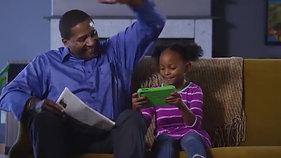 Amazon Kindle Kids Commercial