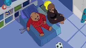 'Milkshake Bar' Children's Cartoon (Style Guide: 'Mum' Character Voice)