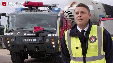 Echo 4 Fire Team - Southampton Airport