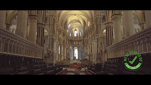 Canterbury Cathedral TV Commercial Spring 2021