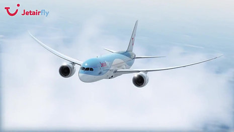 Boeing 787 Dreamliner (Style Guide: Luxurious)