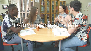 Oxford Business College TV Commercial
