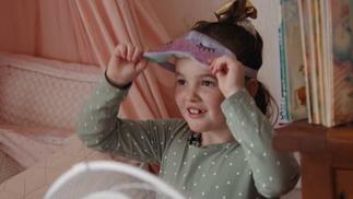 Cure Kids - Ambassador Families - Isla - ONEPURE Official Sponsor