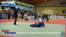 Dojo Equipe Campione Squadra Femminile 2019