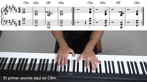 """The Cuban School of Piano"" Lesson 1"