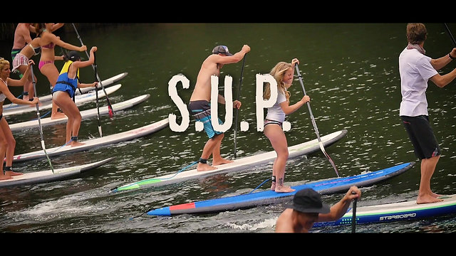 SUP National Park River Tour/Lesson Video Sneek Peek