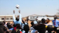 Twabuka School Soccer Balls Delivered