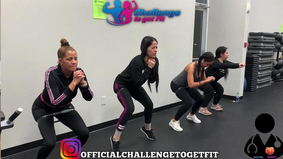 Booty Training