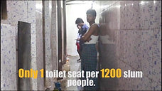 Sanitation Issues in Slums