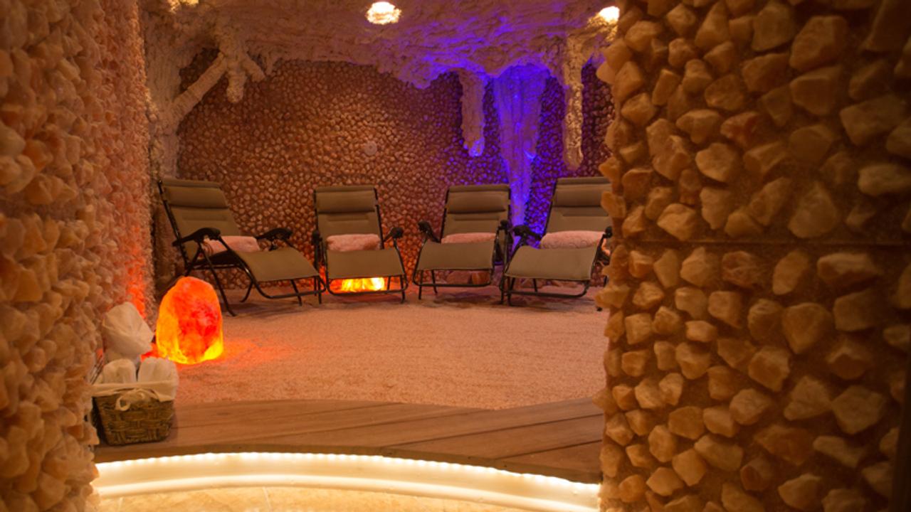 Saltonstall Salt Therapy Cave
