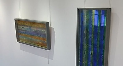 rétrospective au centre d'art contemporain de Port-Vendres