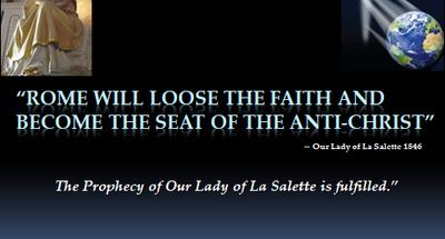 Rome Looses Faith