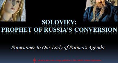 Soloviev And Fatima