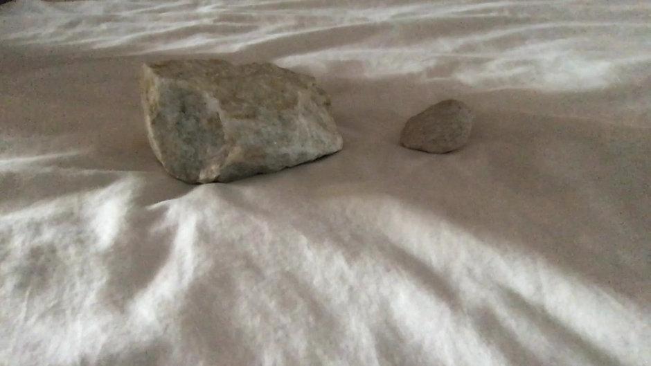 Conversation between marbles