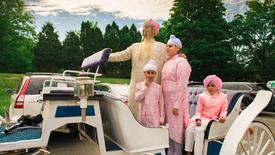 Jaikaran & Roshni's Wedding in Connecticut, USA