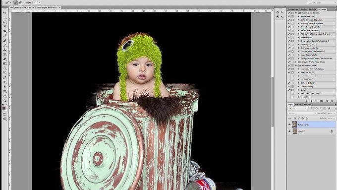Ejercicio 1 Photoshop