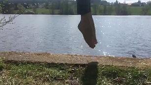 Feet excercise