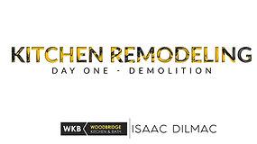 Woodbridge Kitchen and Bath Kitchen Remodeling Video - District Pixel