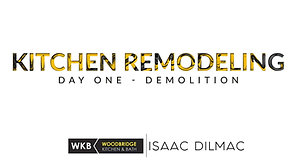 Woodbridge Kitchen and Bath Kitchen Remodeling Video - District Pixel