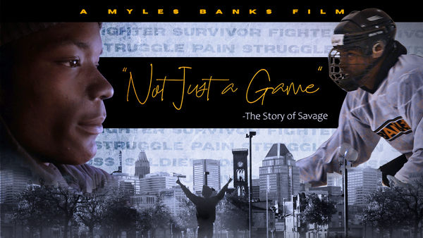 Not Just a Game -The Story of Savage (Promo)