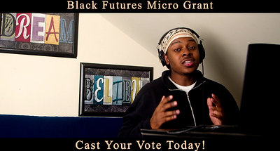 CLLCTIVLY (Black Futures Micro-Grant video contest)
