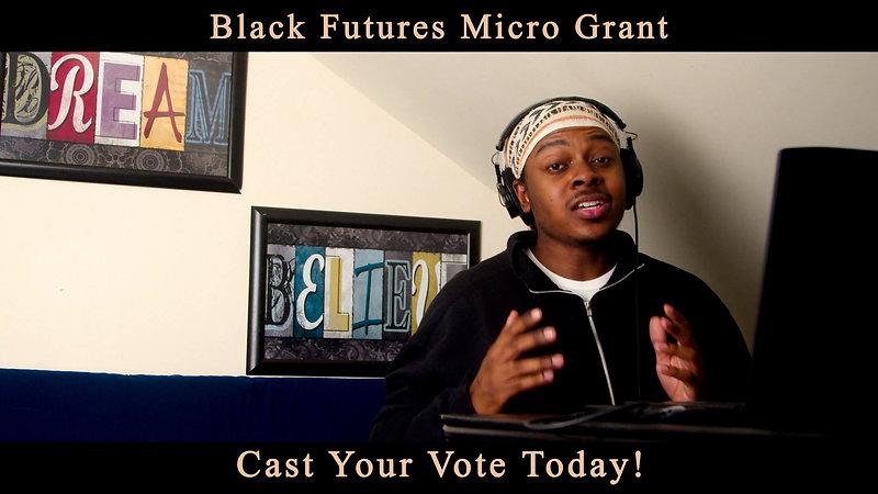 CLLCTIVLY (Black Futures Micro-Grant video contest)