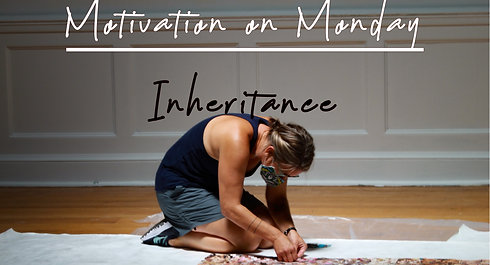 Inheritance (Motivation on Monday)