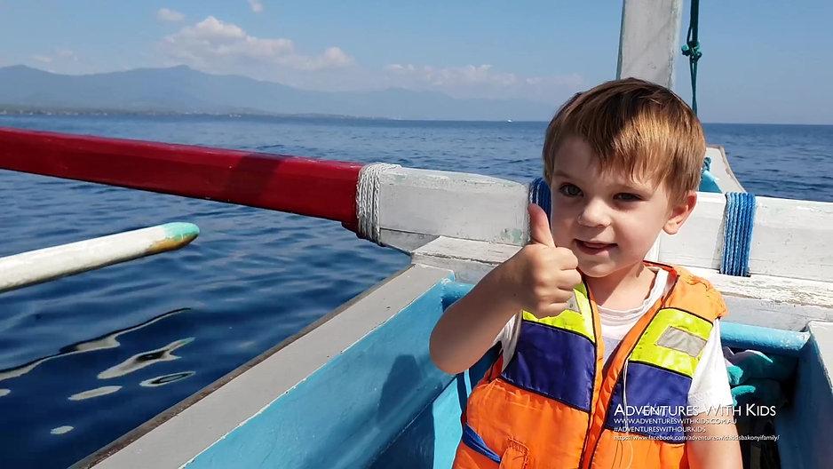 Lovina - Banana Boat- Dolphins