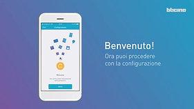 Configurazione App Home + Control