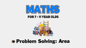 Delve Deeper Maths: Problem Solving: Area