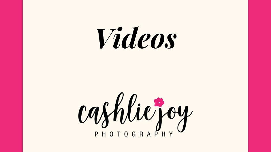 Cashlie Joy Photography
