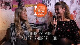 Alice Phoebe Lou - She (Interview for Berlin Music Video Awards 2018)