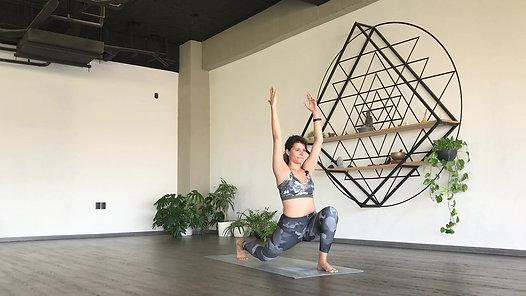 Clase de Vinyasa Yoga Flexión
