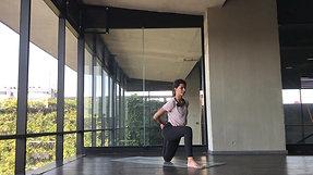 Yoga Recovery - Estirar espalda cansada