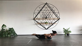 Yoga Recovery - Desarrollo de fuerza