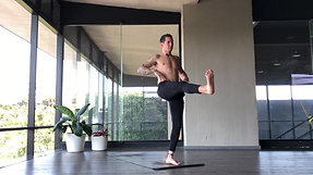 Clase de Vinyasa Yoga - Equilibrio