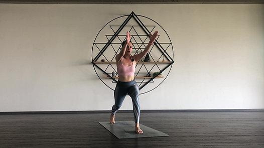 Clase de Vinyasa Yoga - Flexión