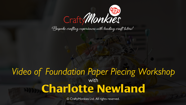 240620_Charlotte Newland_Foundation Paper Piecing