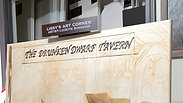 "Commissioned ""The Drunken Dwarf Tarvern"""