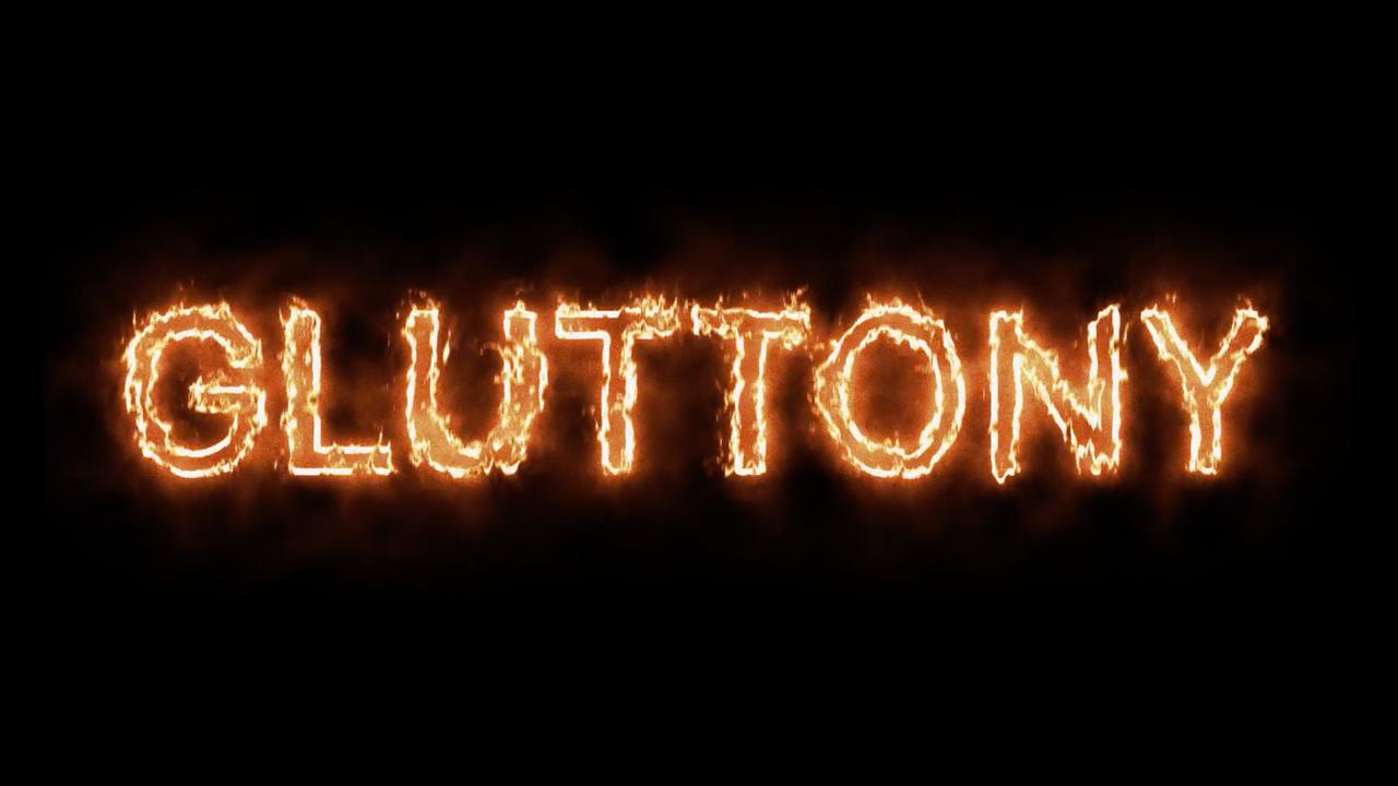 OXYBUZ - GLUTTONY (Official Lyric Video)