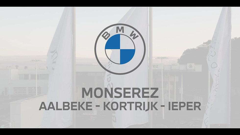 BMW Monserez - Lancering THE 4