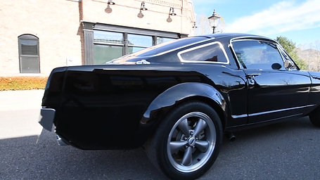 1965 FORD MUSTANG COBRA SVT PANOZ BUILT FOR PATRICK DEMPSEY - WALK AROUND