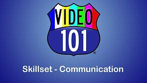 Editing Skillset: Communication Skills