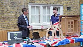 Team UK meet Education Secretary